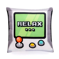 Almofada Geek Relax Vídeo Game